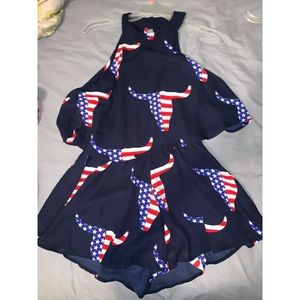 Other - boutique romper!